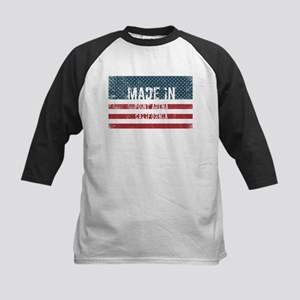 Made in Point Arena, California Baseball Jersey