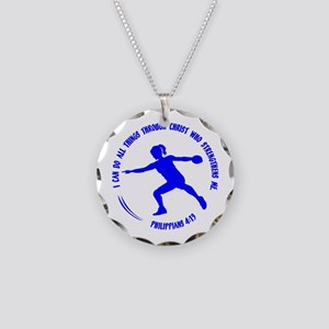 DISCUS - PHIL.413 Necklace Circle Charm