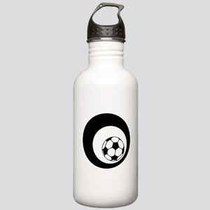 soccer circles Water Bottle