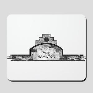 the hamilton Mousepad