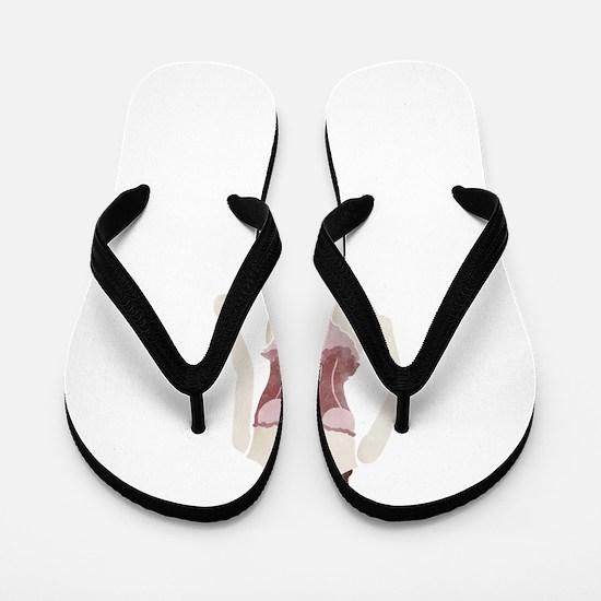 mannequin Flip Flops