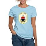 USS ELLIOT Women's Light T-Shirt