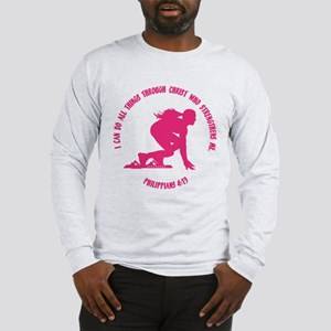 SPRINT, PHIL.413 Long Sleeve T-Shirt