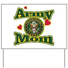 Army Mom Yard Sign
