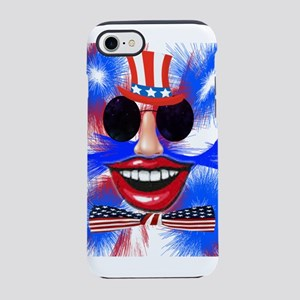 Patriotic iPhone 8/7 Tough Case