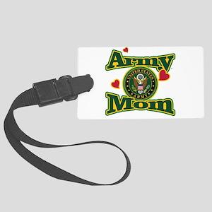 Army Mom Luggage Tag