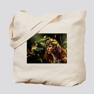 Dragon Fly, Fairy Tote Bag