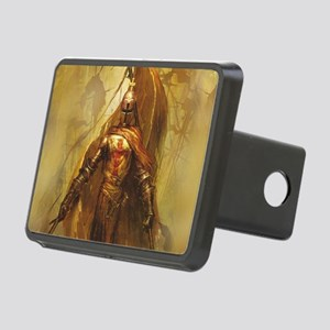 Templar Rectangular Hitch Cover