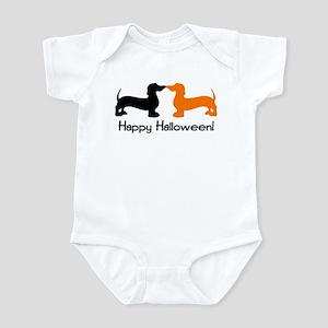 Dachshund Halloween Infant Bodysuit
