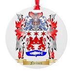 Neilsen Round Ornament