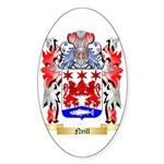 Neill Sticker (Oval)