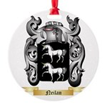 Neilan Round Ornament