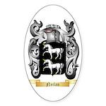 Neilan Sticker (Oval)