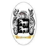 Neilan Sticker (Oval 10 pk)