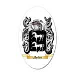 Neilan 20x12 Oval Wall Decal
