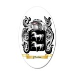 Neilan 35x21 Oval Wall Decal