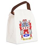 Neil Canvas Lunch Bag