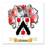 Nehlsen Square Car Magnet 3