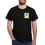 Negru Dark T-Shirt