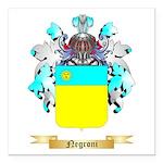 Negroni Square Car Magnet 3