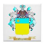 Negroni Tile Coaster
