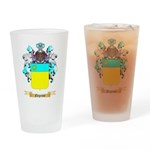 Negrone Drinking Glass