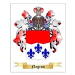 Negron Small Poster