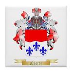 Negron Tile Coaster