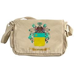 Negro Messenger Bag