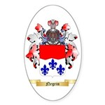 Negrin Sticker (Oval)