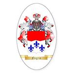 Negrin Sticker (Oval 50 pk)