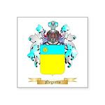 Negretto Square Sticker 3