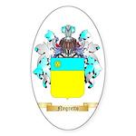 Negretto Sticker (Oval 50 pk)