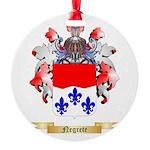 Negrete Round Ornament