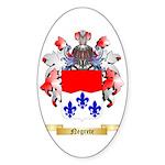 Negrete Sticker (Oval 50 pk)