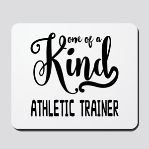 One of a Kind Athletic Trainer Mousepad