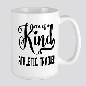 One of a Kind Athletic Trainer Large Mug
