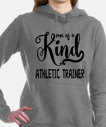 One of a Kind Athletic T Women's Hooded Sweatshirt