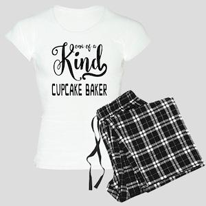 One of a Kind Cupcake Baker Women's Light Pajamas