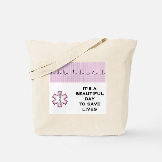 Cool Paramedic ems Tote Bag
