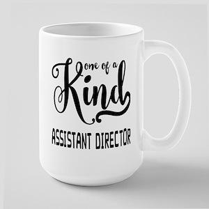 One of a Kind Assistant Director Large Mug