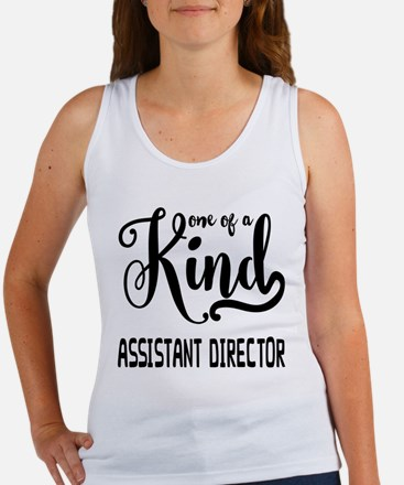 One of a Kind Assistant Director Women's Tank Top