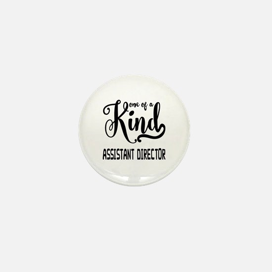 One of a Kind Assistant Director Mini Button
