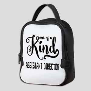 One of a Kind Assistant Directo Neoprene Lunch Bag
