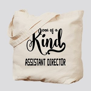 One of a Kind Assistant Director Tote Bag