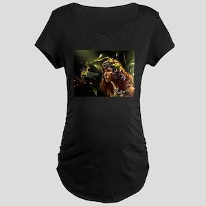 Dragon Fly, Fairy Maternity T-Shirt