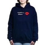 Fueled by Kisses Women's Hooded Sweatshirt