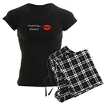 Fueled by Kisses Women's Dark Pajamas