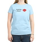 Fueled by Kisses Women's Light T-Shirt
