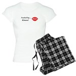 Fueled by Kisses Women's Light Pajamas